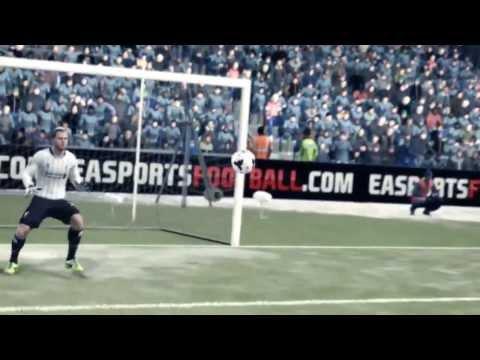 Геймплей игры FIFA 14 - для PS4 & Xbox One