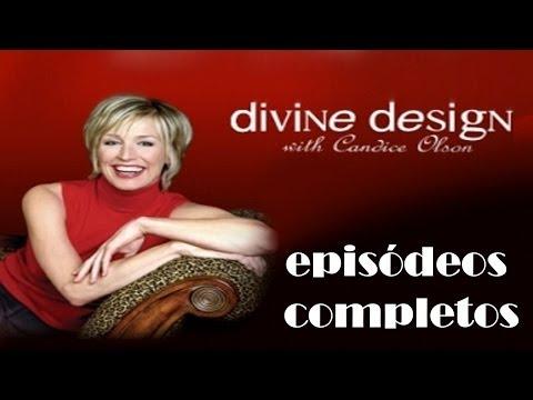 Design Divino - 8° temporada - 1° EPISÓDEO COMPLETO