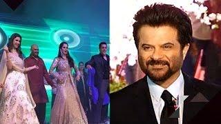 Salman And Parineeti Dance At Sania Mirza's Sisters Sangeet | Star Studded Wedding Reception