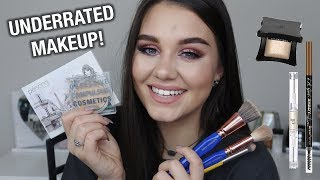 UNDERRATED MAKEUP PRODUCTS!  You need these!!