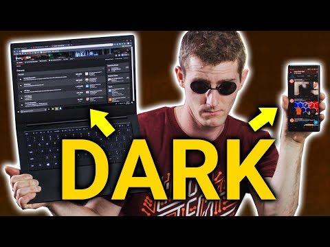 Dark Mode YOUR LIFE...