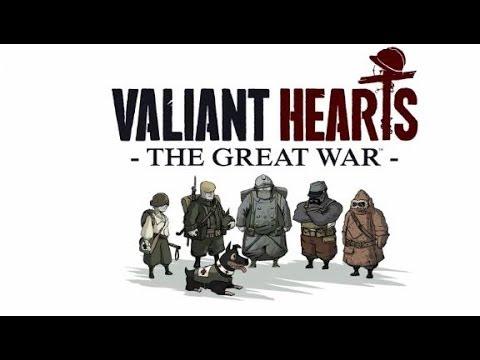 Valiant Hearts [игрофильм]