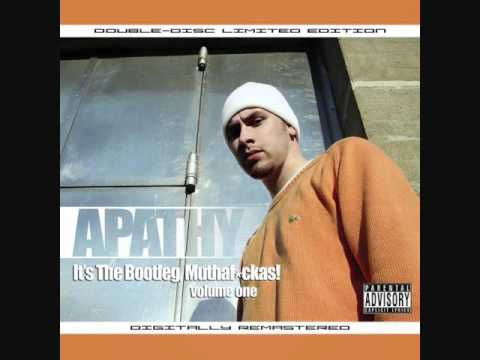 Apathy - Brothers On The Slide Freestyle