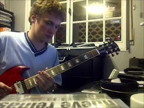 Gibson SG 61 Reissue Heavy Riffs