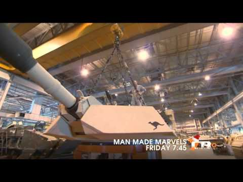Ultimate Factories_ M1 Abrams Tank Part 2_2