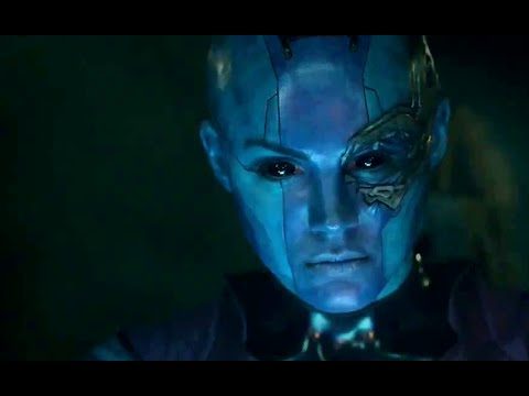 Guardians of the Galaxy Official Featurette - Gamora & Nebula (2014) Zoe Saldana HD