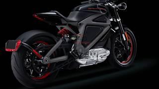 Harley-Davidson 'H-D Revelation' | Harley Davidson Project Livewire | MOTO INTRODUCTION