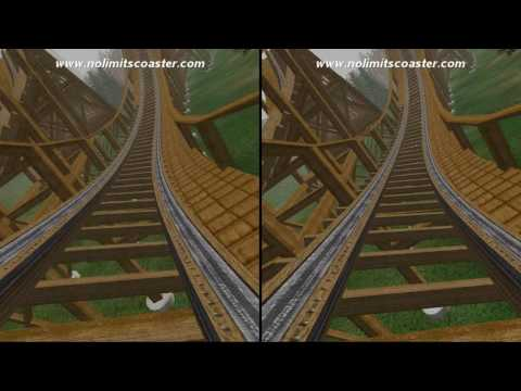 Fuarukee POV in stereoscopic (cross-eye) yt3d