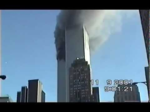 ATAQUE TERRORISTA DE 11 DE SETEMBRO Ataque Torre Sul e Torre Norte