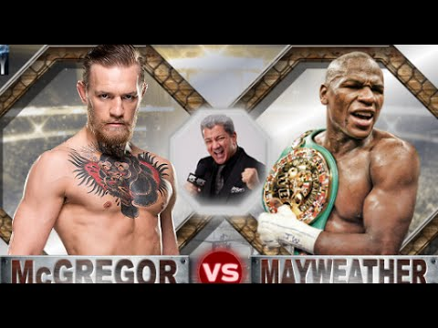 Floyd Mayweather vs Conor McGregor Boxing Match RUMOR