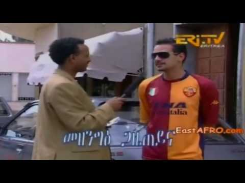 Eritrea - Italian man speaking Tigrinya from Asmara