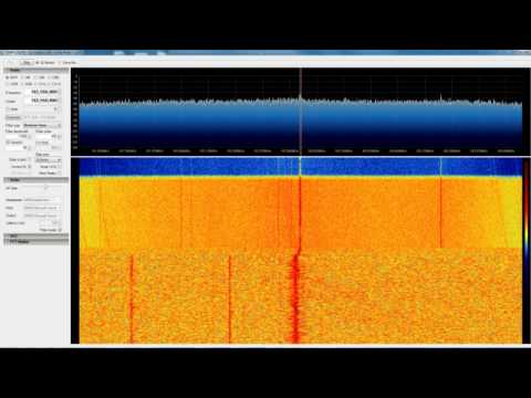NOAA Bay Area Broadcast - 2012 July 11 RTLSDR RTL-SDR SDR# SDRSharp