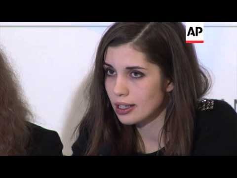 Russian punk activists to stand in Moscow elections, form NGO