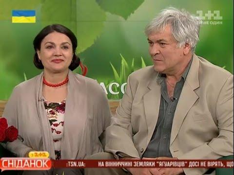 Анатолій Хостікоєв та Наталя Сумська - про сімейне щастя