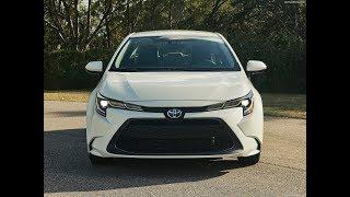 New Toyota Corolla Hybrid US 2020
