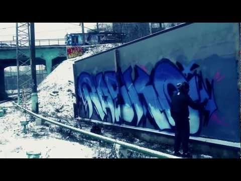 Graffiti Bombing - Rasko #3