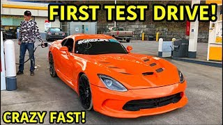 "Rebuilding A Wrecked 2014 Dodge Viper TA ""TIME ATTACK"" PART 20"