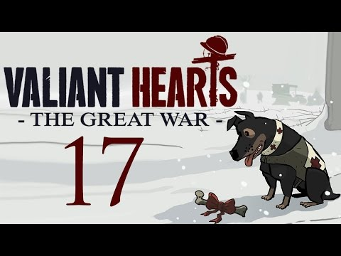 Valiant Hearts: The Great War - Прохождение игры на русском [#17] Район Соммы