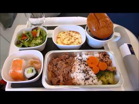 Lufthansa Premium Economy FRA-HND 747-8 (May 2015)