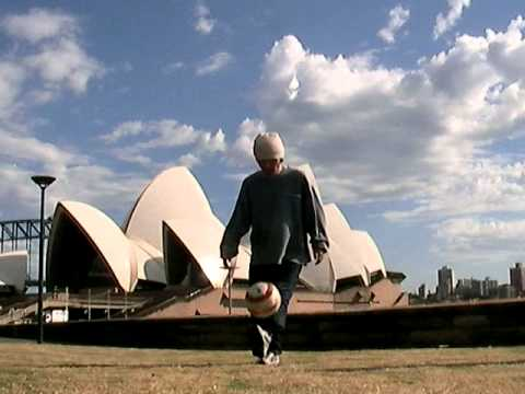 動画:Freestyle Football:ffbStylers:[f-fb] yamahi 0011 Freestyle football