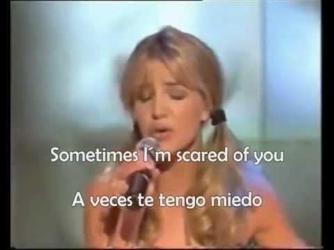 Britney Spears Sometimes subtitulos español ingles