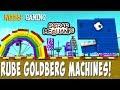 Scrap Mechanic - Rube Goldberg Machines!