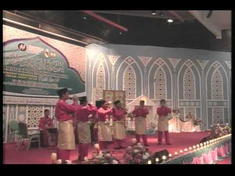 Festival Nasyid Sekolah - sekolah KPM Peringkat Kebangsaan 2014 - SM Terengganu (Official)