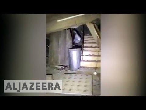 Powerful tremor hits Iraq-Iran border, hundreds killed