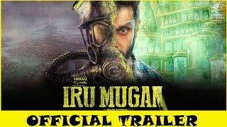 Iru Mugan Tamil Movie Official Trailer 2016   Vikram, Nayantara, Nithya Menen    HIGH