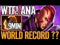 ANA Antimage 9Min Battlefury Close to Record Divine Ranked Dota 2 MP3