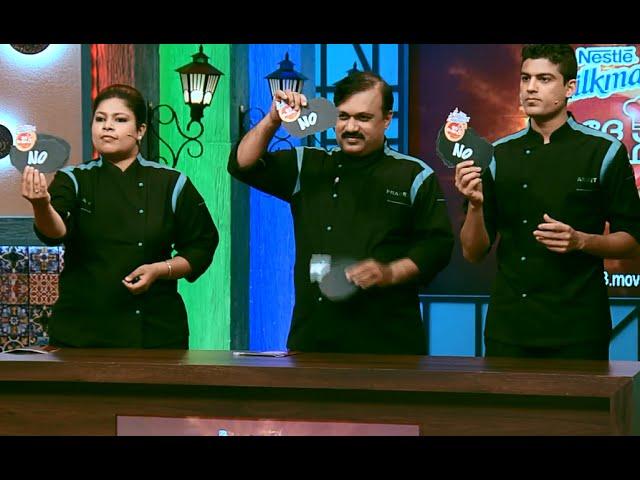 Dhe Chef I The crucial Elimination | Mazhavil Manorama