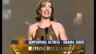 Allison Janney Emmy Awards 2000