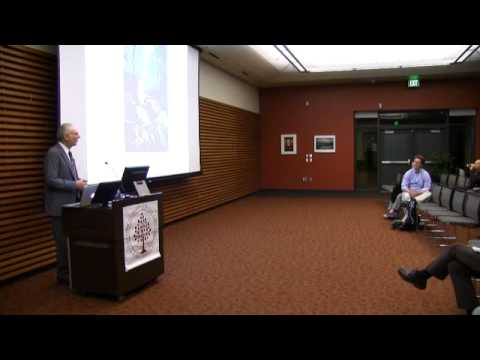 Robert E. Buswell talk at Stanford