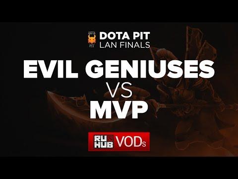 EG -vs- MVP, DotaPit Lan Finals, Final, game 2