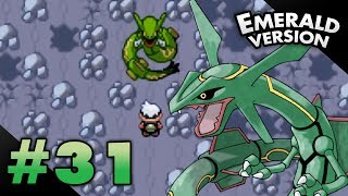 Let's Play Pokemon: Emerald - Part 31 - RAYQUAZA