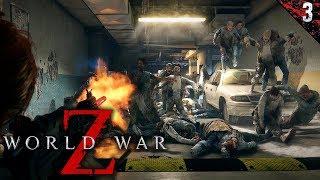 WORLD WAR Z #3 | NOS VAMOS DE NUEVA YORK | Gameplay Español