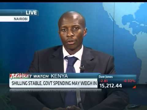 15 May - Kenya Markets Wrap with Solomon Alubala