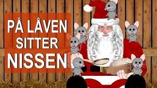 På låven sitter nissen - Norske julesanger