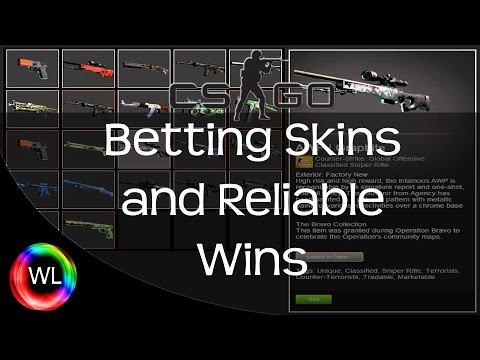 CS:GO - Betting and Winning (Free Skins Y'all)