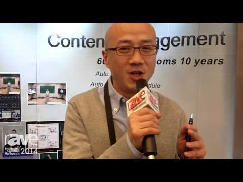 ISE 2014: Power Creator Explains Lecture Recording and Content Mangnement