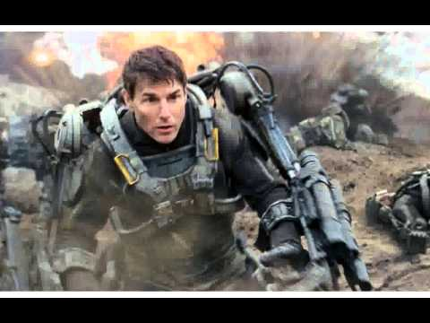 Tom Cruise in Edge of Tomorrow  images