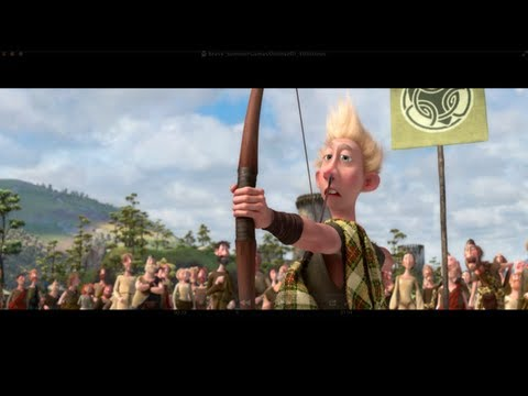 The Brave Movie Clip - Summer Games
