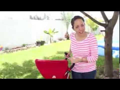 Demostración y prueba del cochecito Maclaren Quest | Ahorros para Mamá
