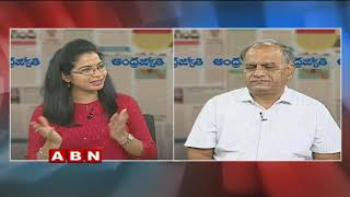 Discussion | MP GVLNarasimhaRao Allegations on CM Chandrababu over UNO Meeting | Part2