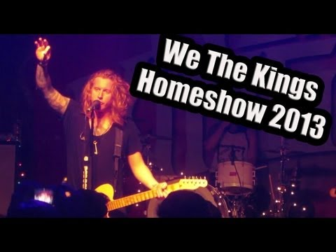 We The Kings Home Concert! (12.27.12)
