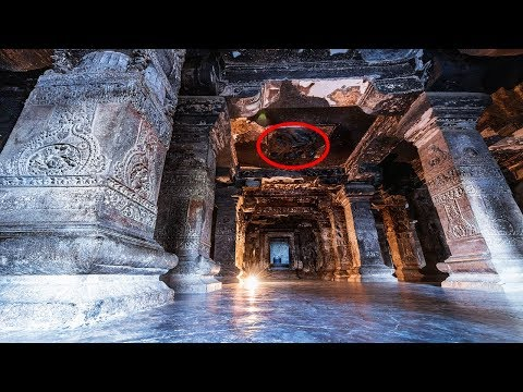 This Vast Indian Temple Is Over 1,200 Years Old, And The Way It Was Built Is Mind Boggling