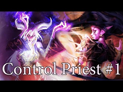 Hearthstone Control Priest S25 #1: Maybe?