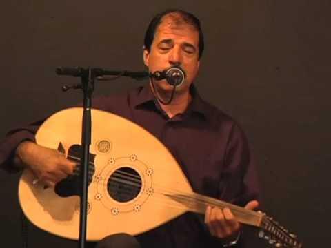 Nazir Latouf sings Ibatli Jawab