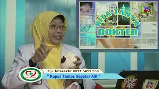 # Kupas Tuntas Seputar ASI # Bersama dr. Siti Aisyatur Ridha