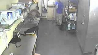 Zaxbys Robbery 8-18-2010